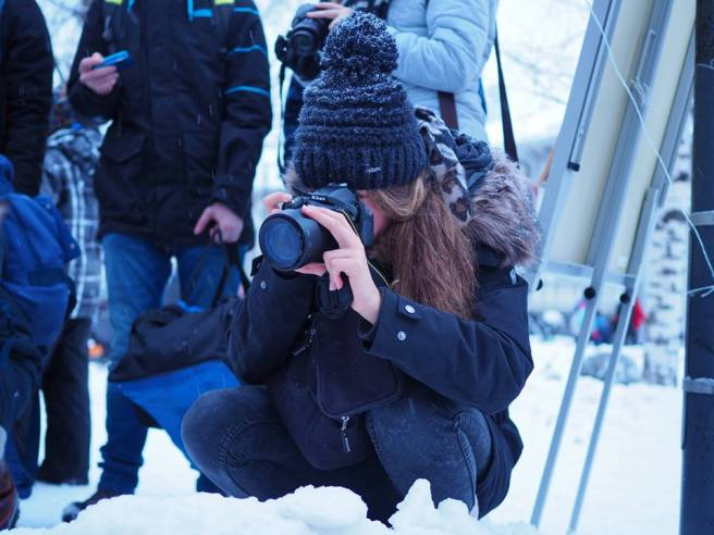 fotograferen